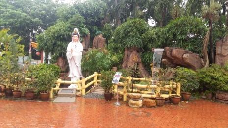 Thean Hou temple gardens