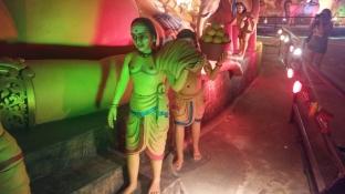 Batu Caves inside Ramayana Cave 6
