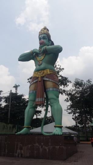 Batu Caves statue 2