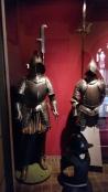 Cardiff Castle armour