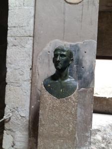 Herculaneum bust
