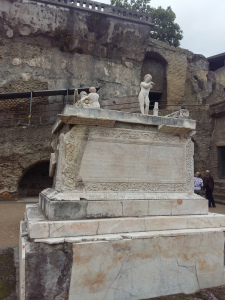 Herculaneum crypt