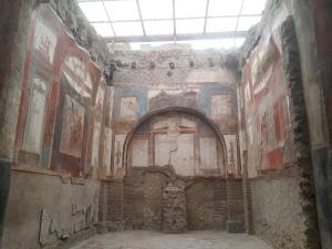 Herculaneum room