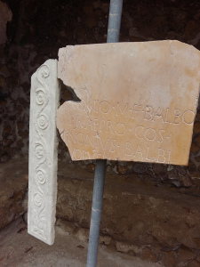 Herculaneum tiles