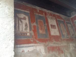 Herculaneum wall decor 2