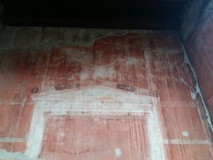 Herculaneum wall decor