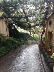 Positano walkway