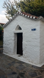 Stoupa church
