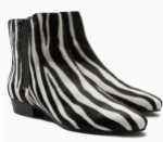 Next zebra print ankle boots