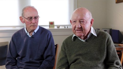 Australia's oldest gay couple to finally marry after 50 years
