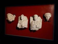 Ancient sculptures Vatican Museums