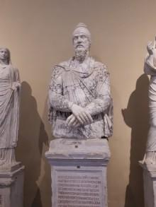 Gallery of Statues Vatican Museum