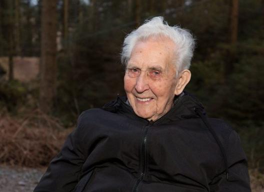 106 year old Jack Reynolds