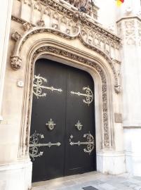 Palma municipal building doors