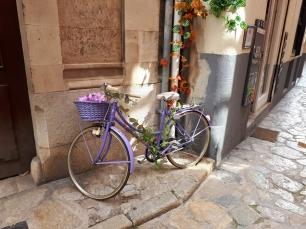 Pretty bike in Palma