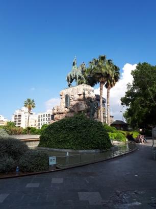 Statue Palma