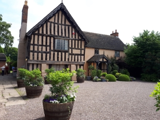 Wollerton Old Hall