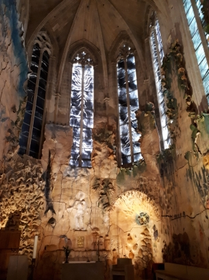 Inside Palma cathedral 5