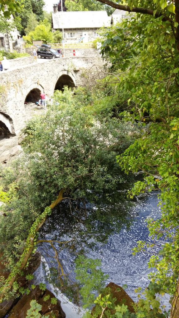 Pont Y Pair bridge Betws y Coed