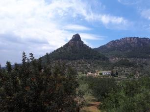 Serra de Tramuntana mountains Majorca