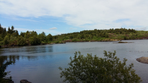 View 2 of Llyn Elsi Betws y Coed