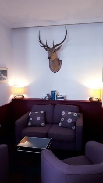 Annandale Arms cosy corner