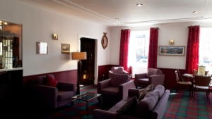 Annandale Arms lounge area