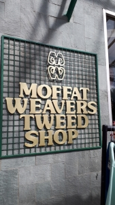 Moffat Weavers Tweed Shop